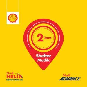 Shellter Mudik Shell